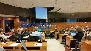 Sea bass campaign launched at the European Parliament