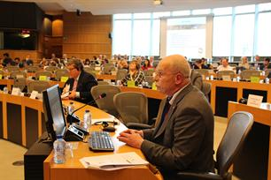 EAA President asks full recognition for recreational fisheries in the CFP in the European Parliament