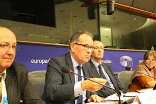 European Parliament Fisheries Committee President presents CFP priorities for the next years