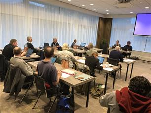 Productive meetings of the EAA Sea and Rivers Subgroups in Amsterdam