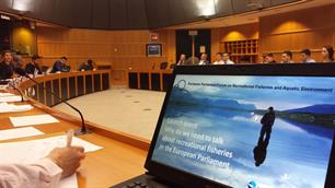 RecFishing Forum launched in the European Parliament to strengthen the voice of 25 million EU anglers in Brussels