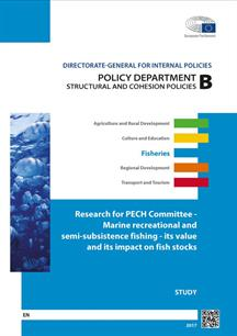 Study on recreational fisheries presented in the European Parliament