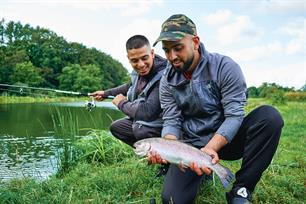 "The Danish ""Fishing School for Refugees"" project restarted for a second edition"